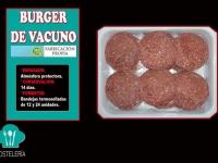 BURGER VACUNO