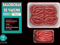 SALCHICHAS DE VACUNO