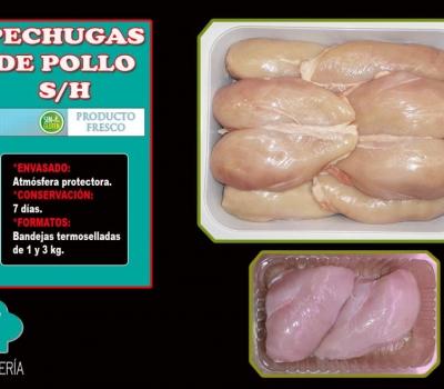 PECHUGAS S/H