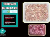 TROCEADO POLLO S/H