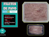 FILETES DE PAVO