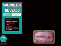 SOLOMILLOS DE CERDO