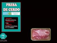 PRESA DE CERDO