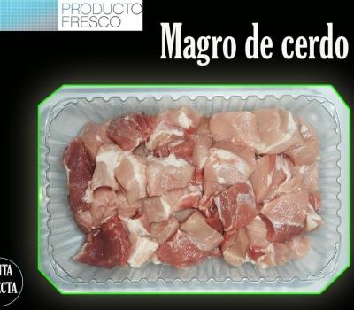 MAGRO DE CERDO