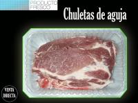CHULETAS DE AGUJA