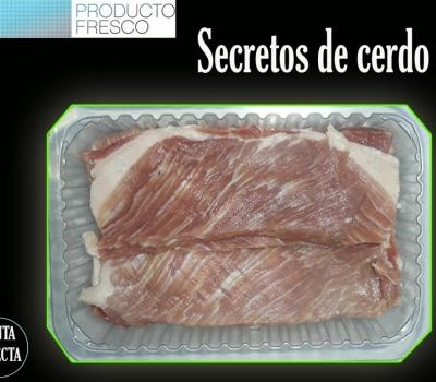 SECRETO DE CERDO