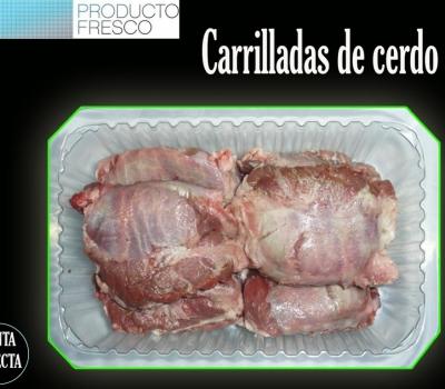 CARRILLADAS DE CERDO
