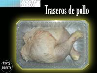 TRASEROS DE POLLO