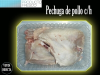 PECHUGA POLLO C/H