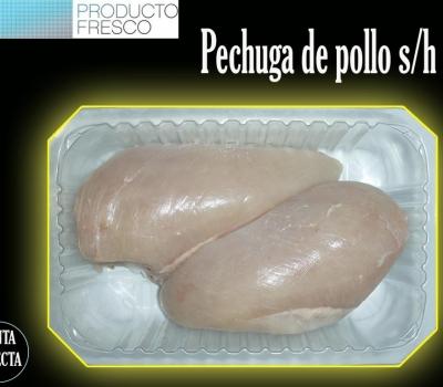 PECHUGA POLLO S/H