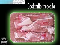 COCHINILLO TROCEADO