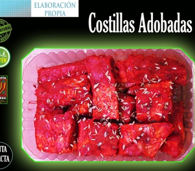 COSTILLAS ADOBADAS
