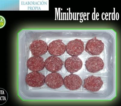 MINIBURGER CERDO