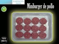 MINIBURGER POLLO
