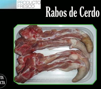 RABOS DE CERDO