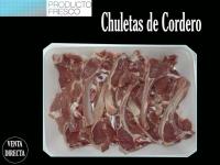 CHULETAS DE CORDERO