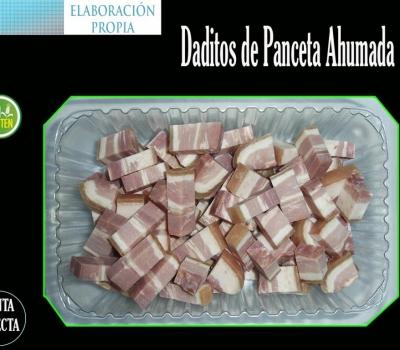DADITOS PANCETA AHUMADA