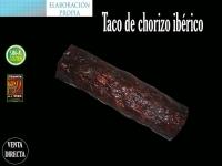 TACO CHORIZO IBÉRICO