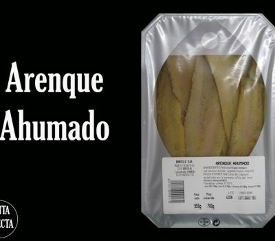 ARENQUE AHUMADO