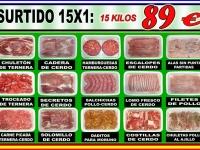 SURTIDO 15X1