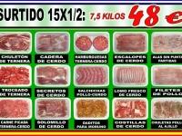 SURTIDO 15X1/2