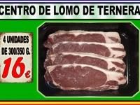 CENTRO DE LOMO DE TERNERA