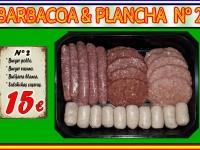 BARBACOA/PLANCHA Nº2