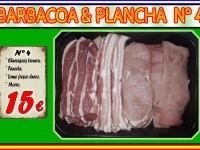 BARBACOA/PLANCHA Nº4