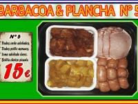 BARBACOA/PLANCHA Nº5