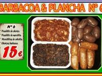 BARBACOA/PLANCHA Nº6