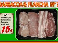 BARBACOA/PLANCHA Nº7