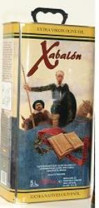 XABALÓN D.O. LATA 5 L. CAJA DE 4 UNIDADES