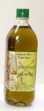 MOLINOS DEL JABALON CRISTAL 1 L. CAJA DE 12 UNIDADES