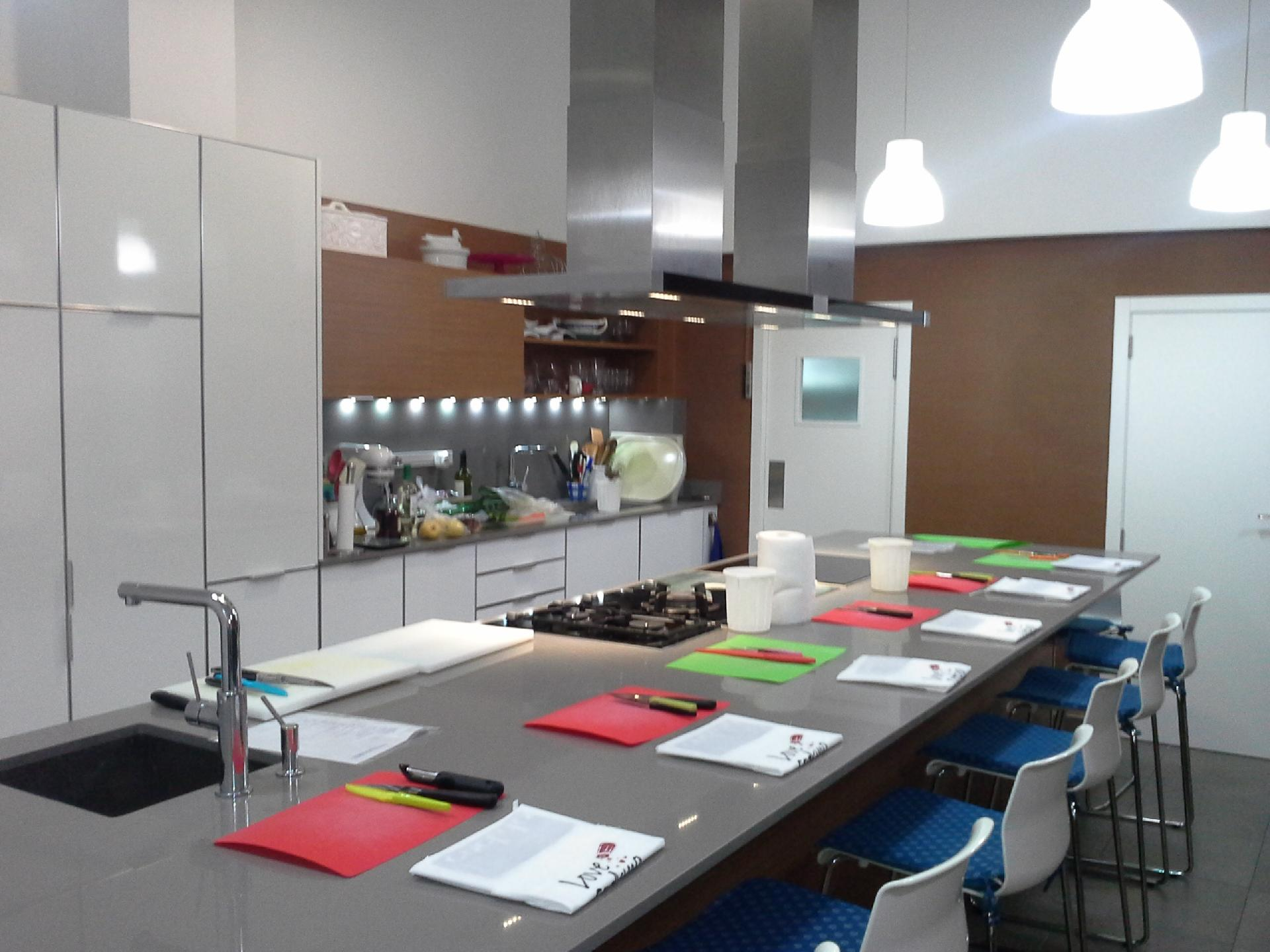 Aula escuela de cocina eneldo - Escuela de cocina ...