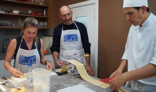 curso de cocina, aprender a cocinar, cocina profesional