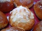 PAN QUEMADO, tortas cristinas, pasteles de boniato
