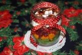 cocina de navidad, platos de navidad, cocina de fiesta