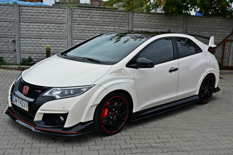 difusores laterales civic mk9 type r max tuning. Black Bedroom Furniture Sets. Home Design Ideas