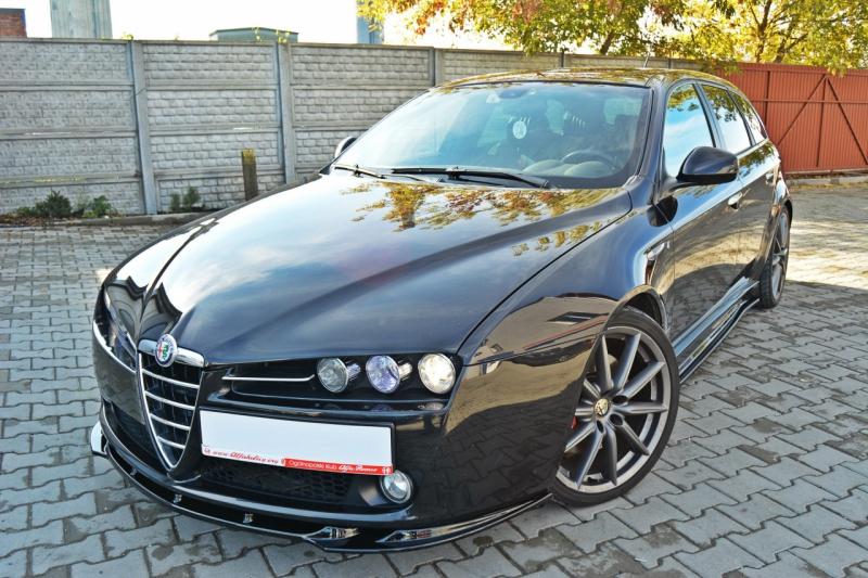 Alfa Brera Rouge >> SPOILER ALFA 159 - MAX TUNING
