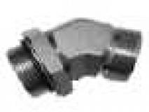 CODO 45º MACHO BSPP(60) - MACHO ORIENTABLE