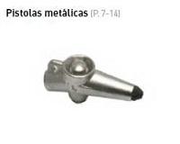 PISTOLAS METALICAS
