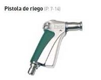 PISTOLAS DE RIEGO
