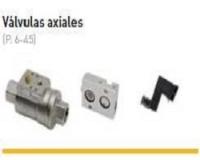 VALVULAS AXIALES