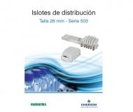 ISLAS DE DISTRIBUCION NEUMATICA TALLA 26mm