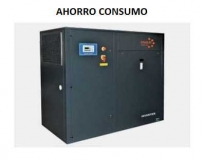 COMPRESOR DE TORNILLO INVERTER