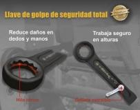 LLAVE DE GOLPE DE SEGURIDAD TOTAL