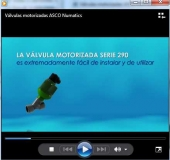 ASCO NUMATICS VALVULAS MOTORIZADAS