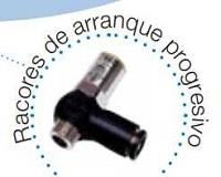 RACORES DE ARRANQUE PROGRESIVO