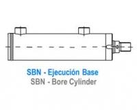 CILINDRO ISO 3320 - EJECUCIÓN BASE - SBN