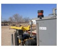 Grupo hidráulico en maquinaria agrícola